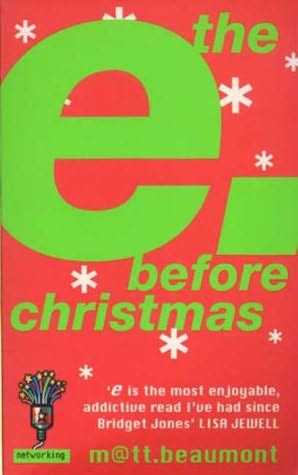 e before christmas